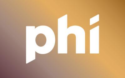 phi-Webseite im neuen Glanz