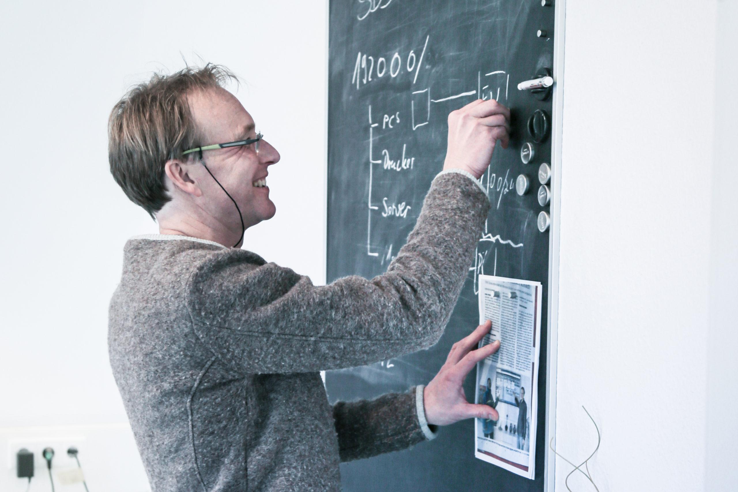 phi Hosting Jülich| Lösungen Solutions Rolf Cremer Rechenzentrum CEO